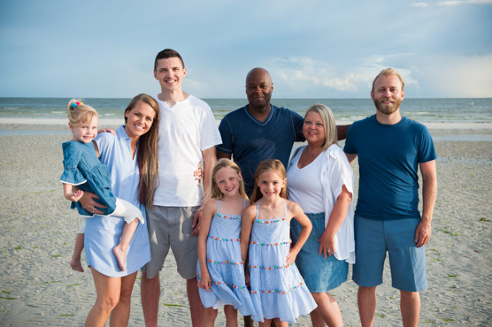 Fort Myers Beach Family Photos