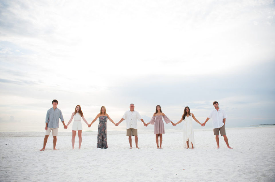 Marco Island Family Beach Photos